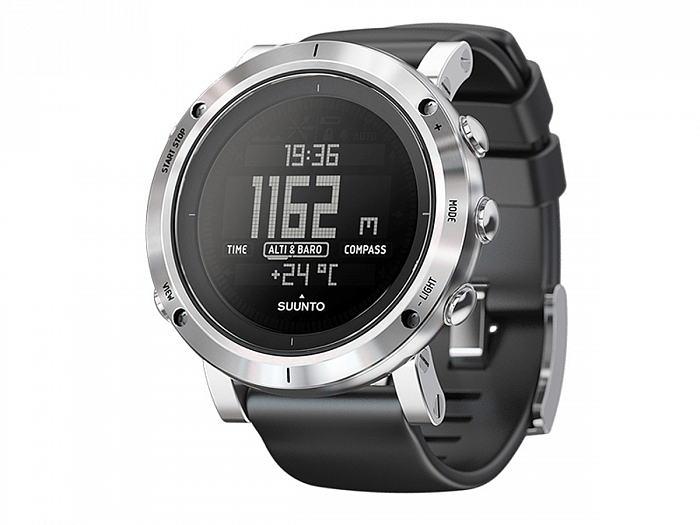 Спортивные часы Suunto Core Premium Brushed Steel
