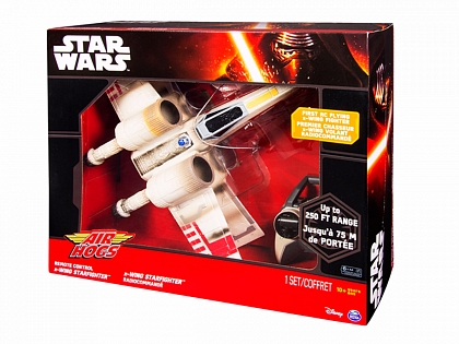 Игрушка AirHogs SW Истребитель X-Wing Starfighter