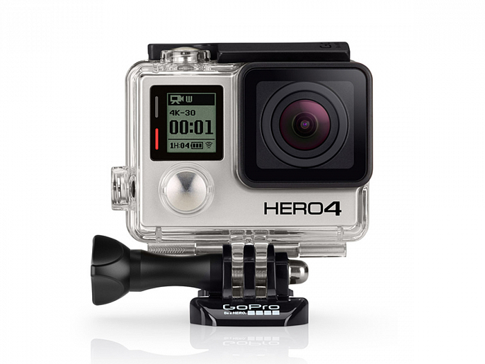 Экшн-камера GoPro HERO4 Black Edition Adventure