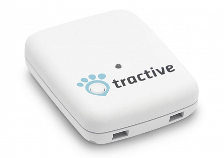 Трекер Tractive GPS Tracking Device + Tractive Gift Card TRATR2