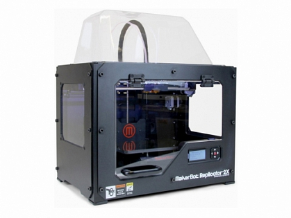 3D-принтер MakerBot Replicator 2x