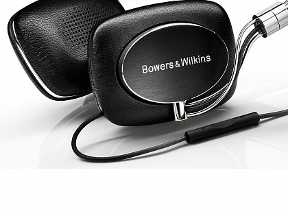 Наушники Bowers and Wilkins P5 Wireless