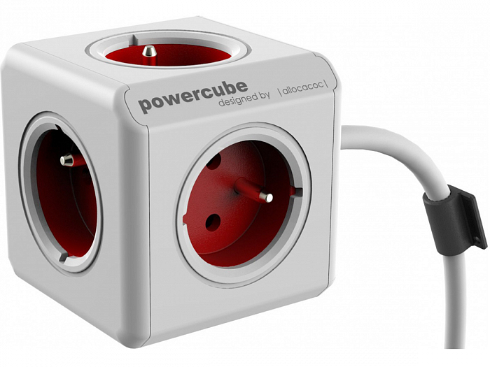 Разветвитель Allocacoc PowerCube Extended (1,5 м)