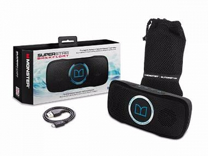 Портативная Bluetooth-колонка Monster SuperStar BackFloat Bluetooth Waterproof Floating