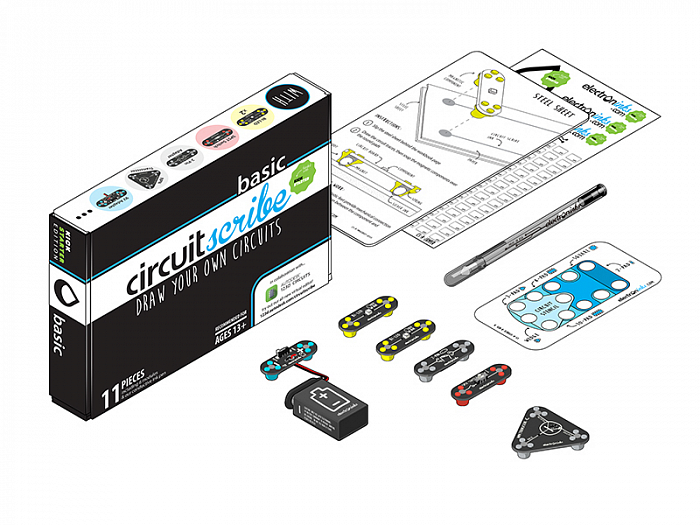 Набор Circuit Scribe Basic Kit