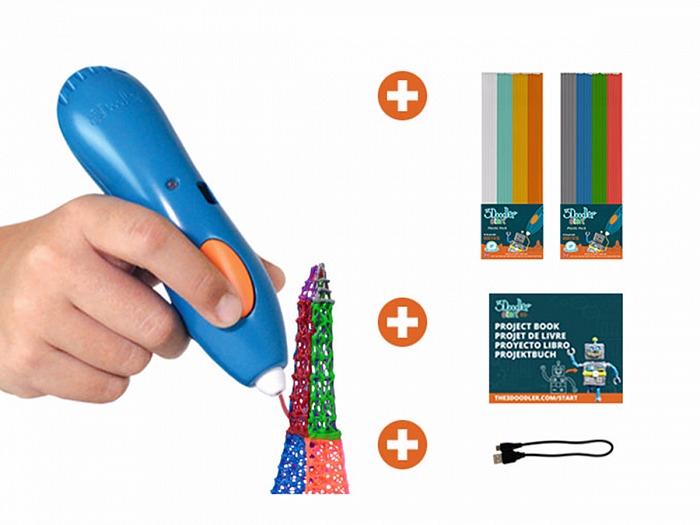 3D-ручка 3Doodler Start Essentials Pack