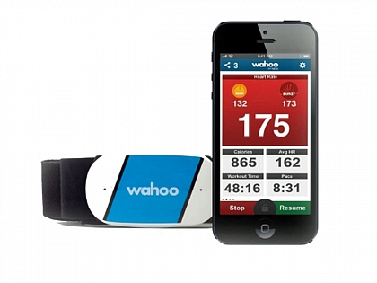 Пульсометр Wahoo TICKR Heart Rate Monitor