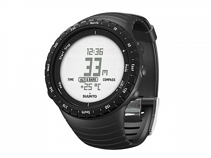 Спортивные часы Suunto Core Classic Regular Black