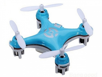 Квадрокоптер Cheerson CX-10 MINI (3D, 6 Axis gyro) RTF