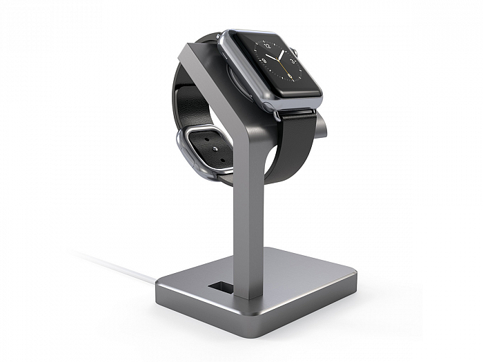 Док-станция для Apple Watch Satechi Aluminum Watch Stand