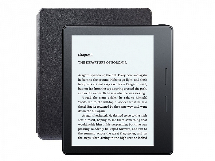 Электронная книга Amazon Kindle Oasis (Wi-Fi)