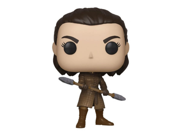 Фигурка Funko POP! Vinyl: Game of Thrones: Arya w/Two Headed Spear 44819