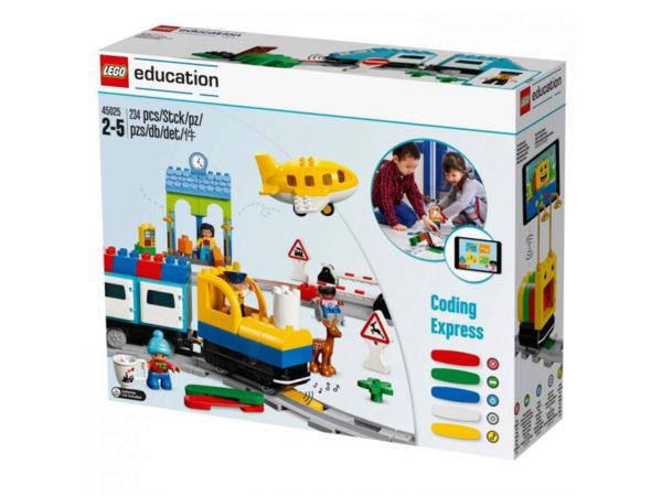dfbfd756fd5 Купить Конструктор LEGO Education Экспресс Юный программист 45025 ...