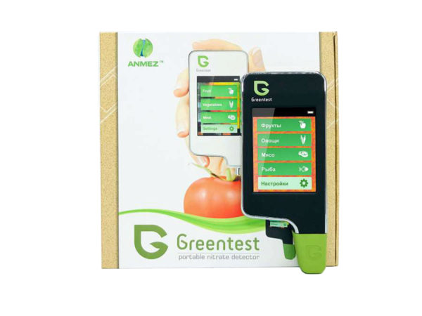 Нитрат-тестер Anmez Greentest 2