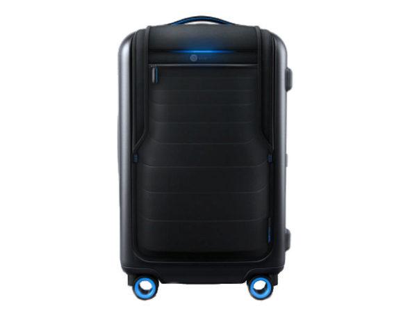 bac2f2f63667 Умный чемодан Bluesmart One - купить по низкой цене подарок к 14 ...