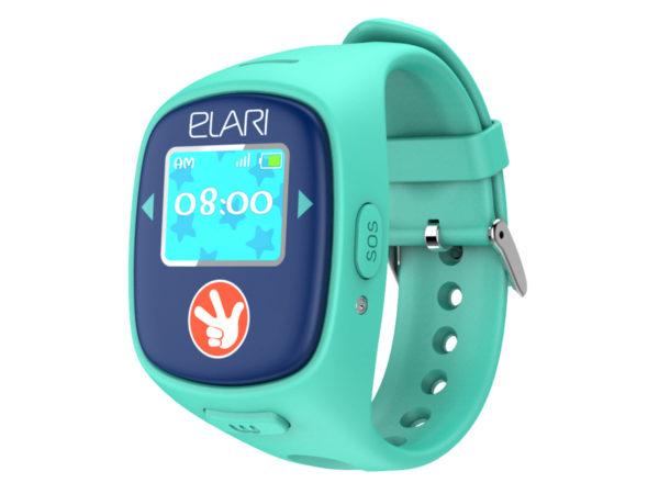 Детские часы-телефон c GPS LBS WiFi-трекером Elari Fixitime 2 — по ... bf3724908c913