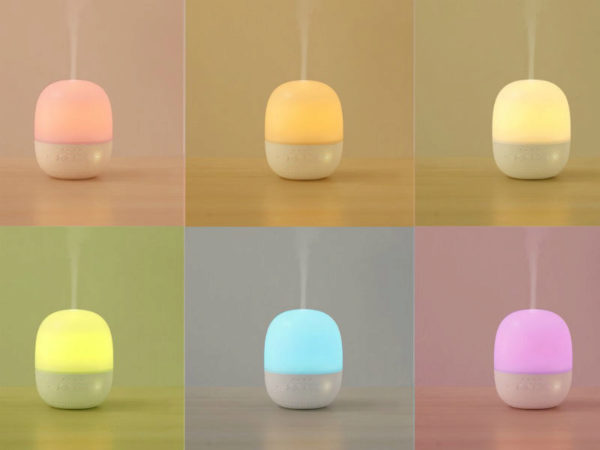 Умный аромадиффузор Emoi Smart Aroma Diffuser Lamp Speaker