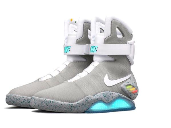 5b16bd88 Купить Самозатягивающиеся кроссовки Nike MAG недорого в интернет ...