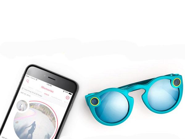 Очки Spectacles со встроенной камерой Snap Inс. - купить по низкой ... b14c761fdbc