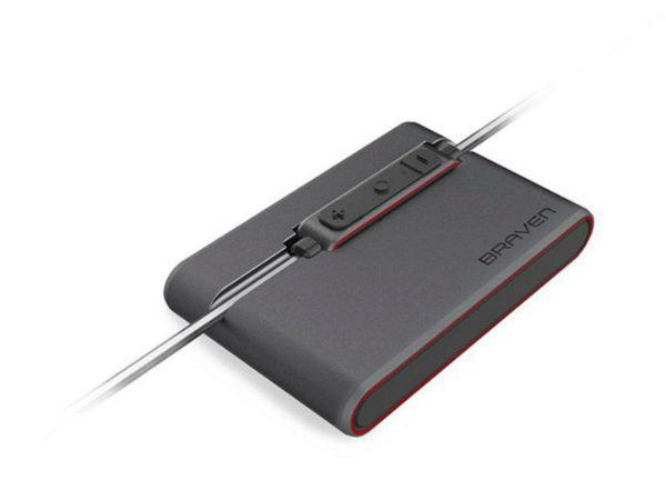 ... Беспроводные внутриканальные наушники с микрофоном Braven Flye Sport  Reflect ... b2ac5fa787d6c