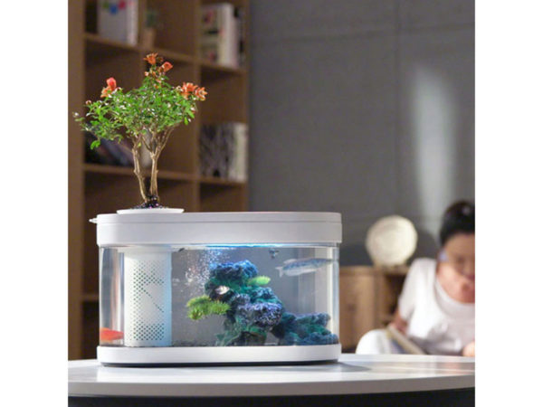 Аквариум Xiaomi Geometry Eco Fish Tank
