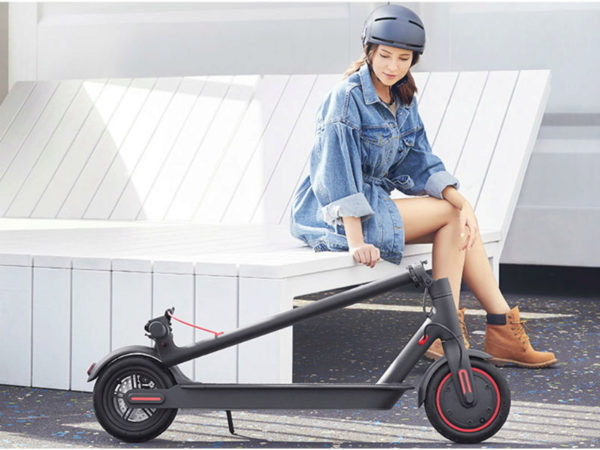 Электросамокат Xiaomi MI Mijia M365 Electric Scooter Pro