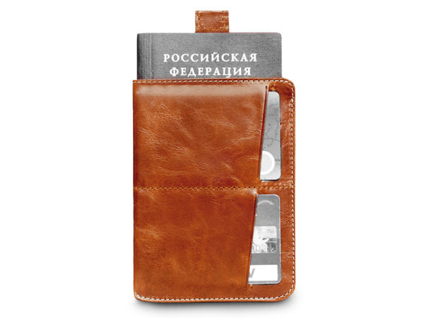 3e345a5c8b99 Обложка для паспорта ZAVTRA - купить по низкой цене подарок к 14 ...