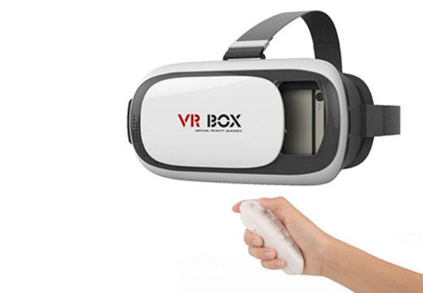 Очки виртуальной реальности VR Box 2.0 — по низкой цене купить ... dee18cdf350cb