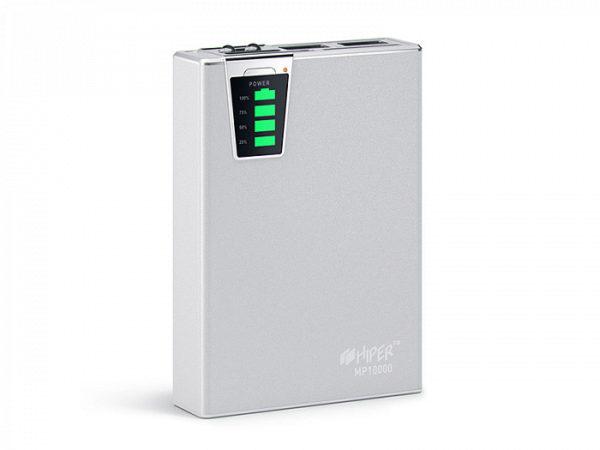 Купить Внешний <b>аккумулятор HIPER Power Bank</b> MP10000 ...