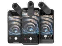 Набор линз для смартфона Olloclip Multi-Device Fisheye + Super-Wide + Macro