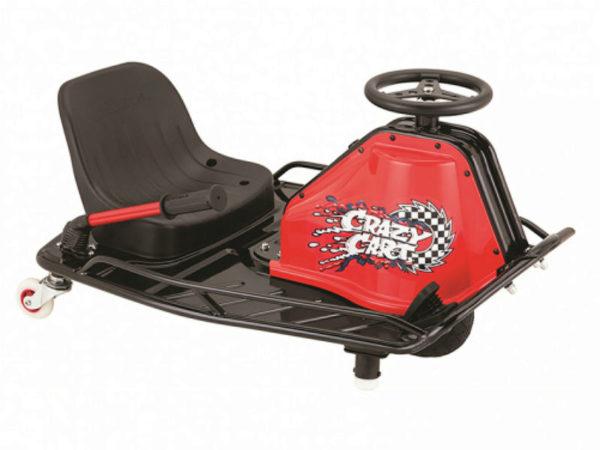 164e7e9cdd69 Электрический дрифт-карт Razor Crazy Cart - купить по низкой цене ...