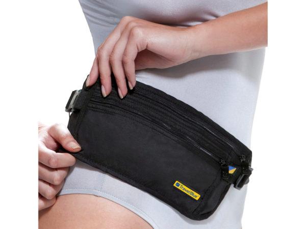 9006337cb4a5 ... Поясная сумка-кошелек Travel Blue Ultra Slim Money Safe (113)